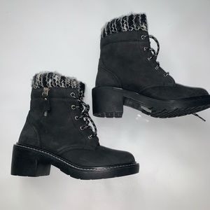 NWOT boots by Shellys London. Real leather